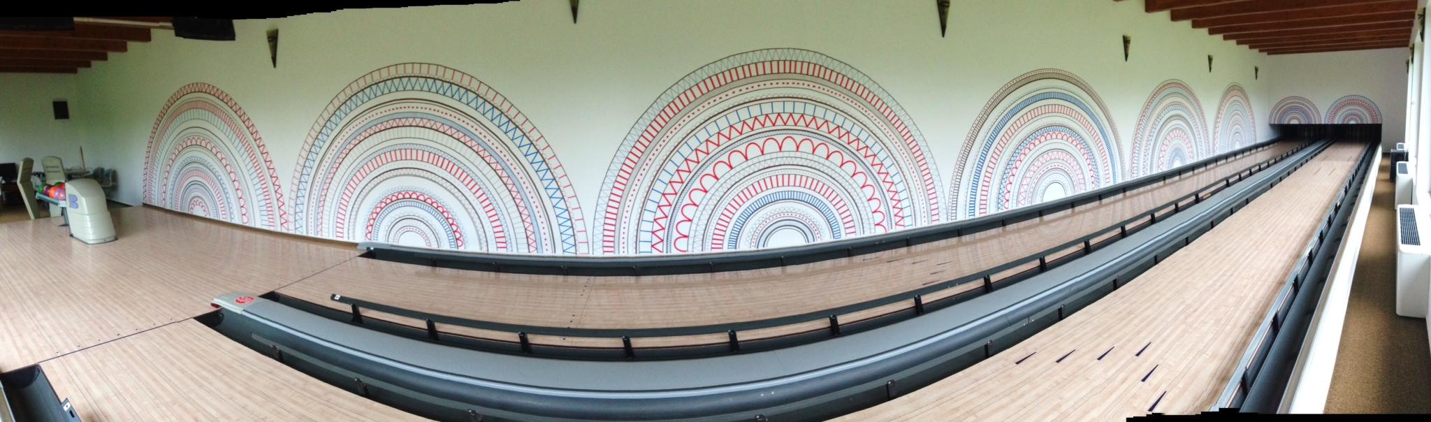 Bowling Lane 2012