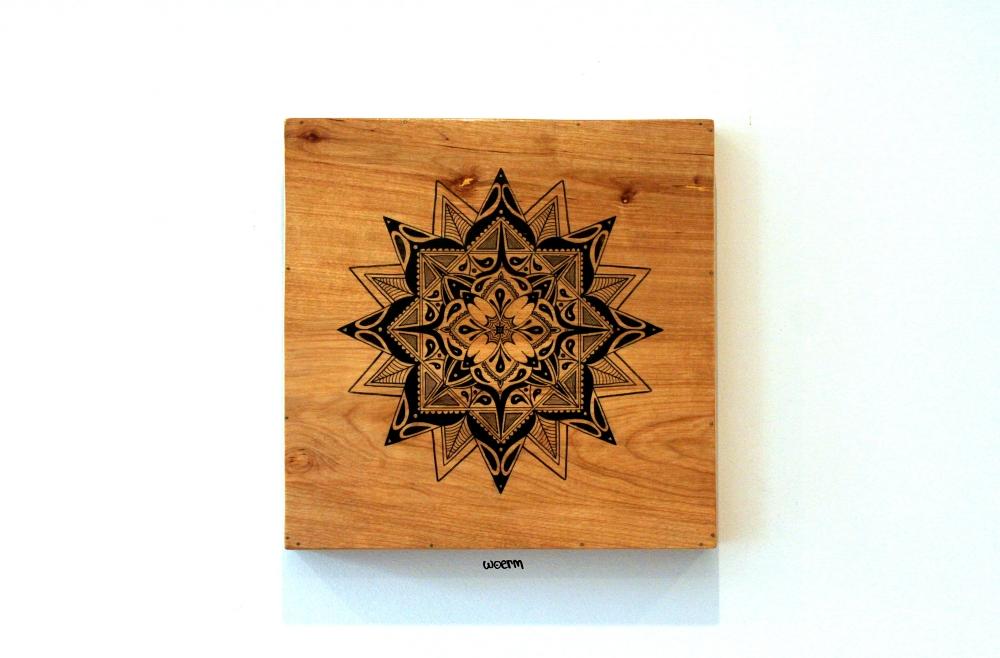 Mandala on Box