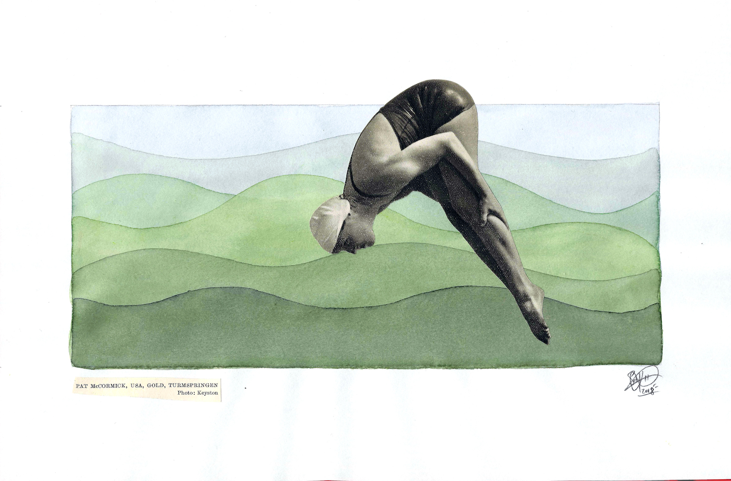 1952 Olympics watercolor collage 2.jpeg