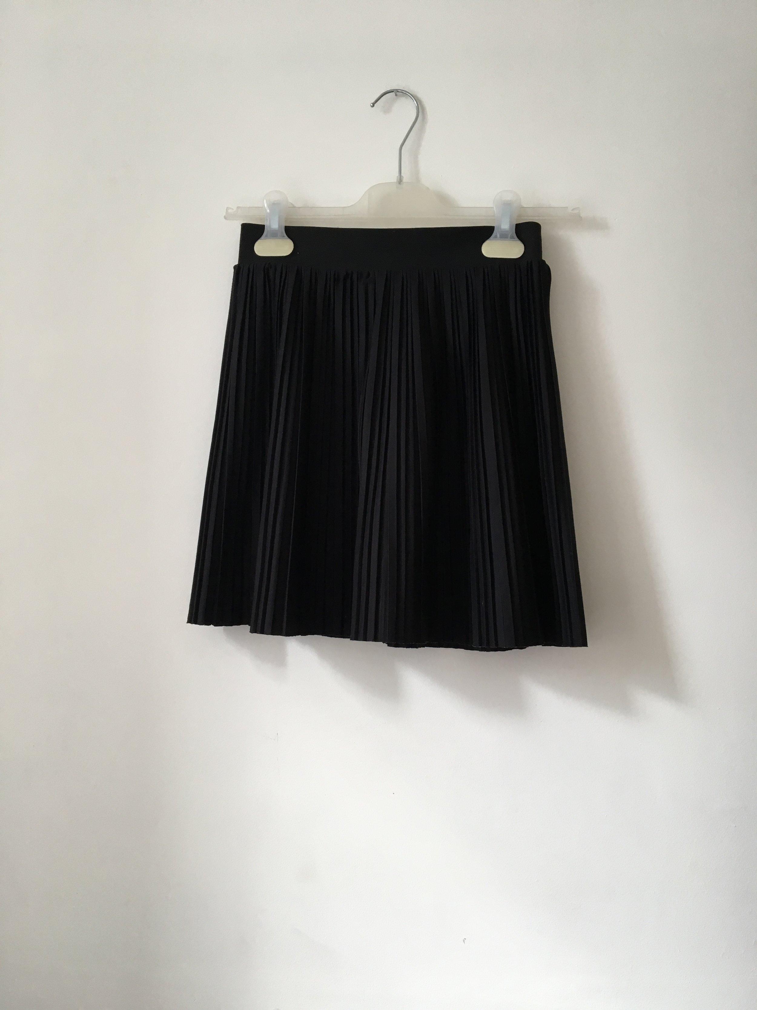 Pleated skirt Asos