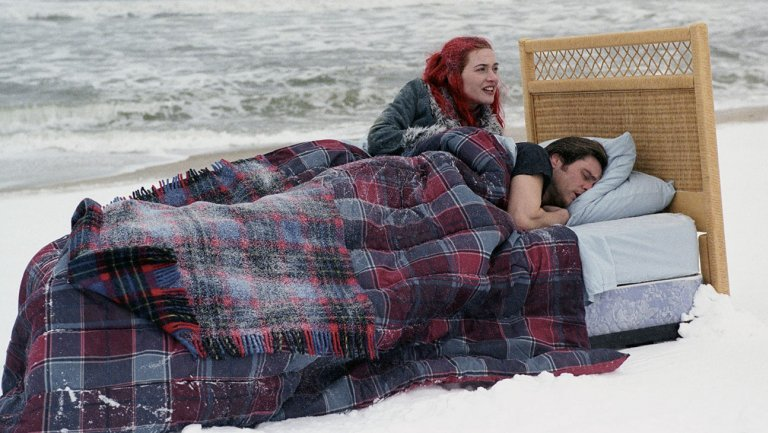 Eternal Sunshine of the Spotless Mind  by   Michel Gondry (2004)