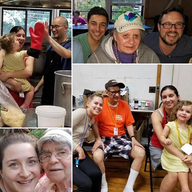@circleupfoundation board members spent time in August at the week long summer camp for @newdaynj!  #volunteer #makeadifference #giveback
