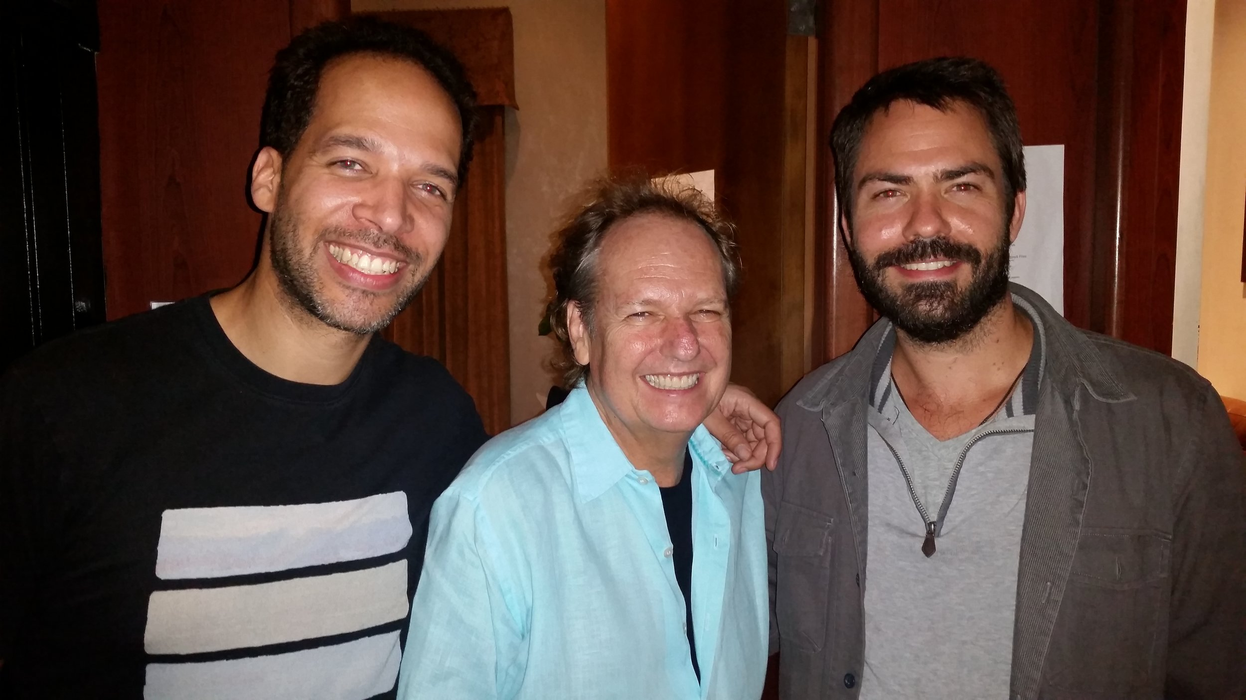 Blue Note NYC - Oct 2015 with Lee Ritenour & Jesse Milliner