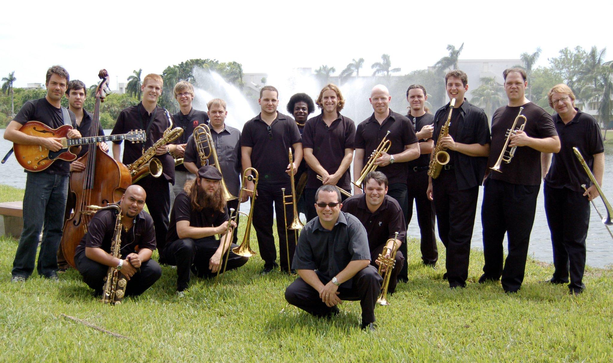 University of Miami Concert Jazz Band 2005