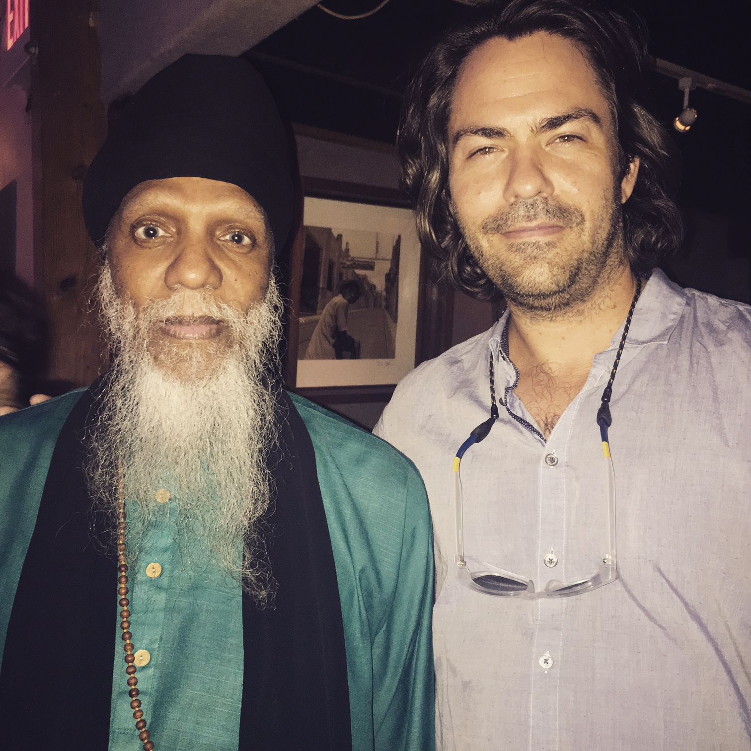 Dr. Lonnie Smith at Snug Harbor in New Orleans
