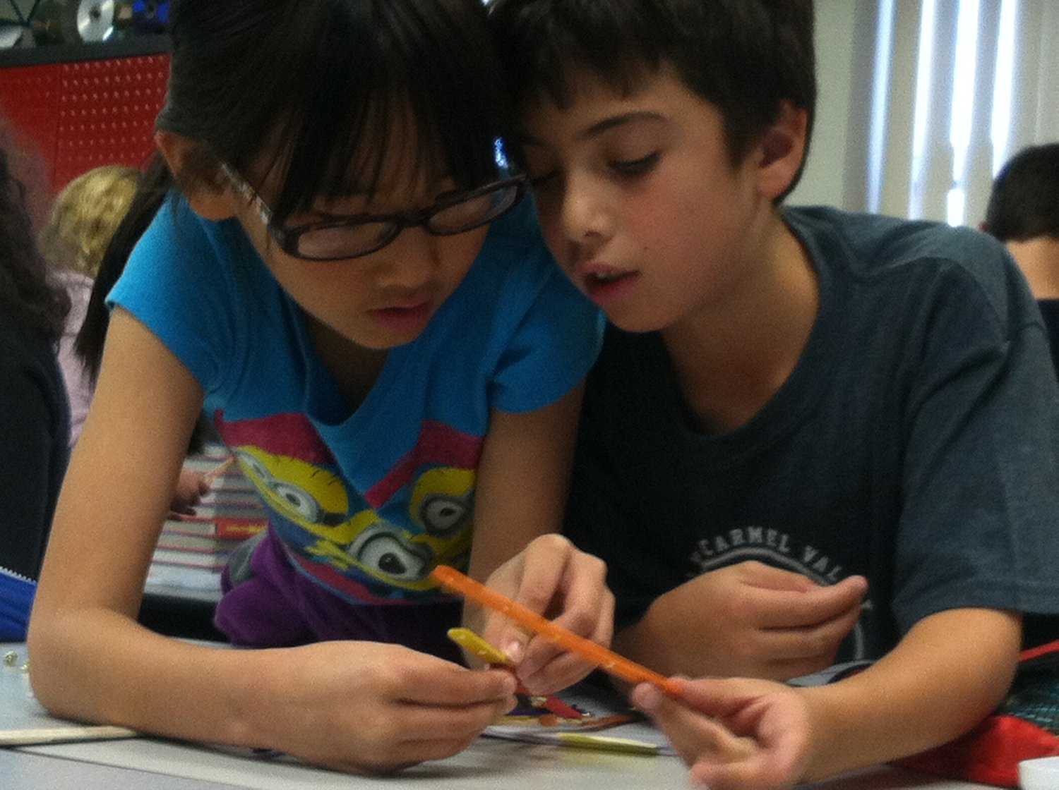 Collaborative learning at its best!