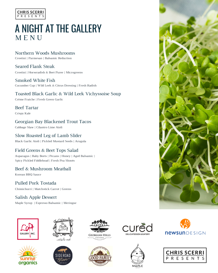 A Night at the Gallery_menu poster 8x10.png