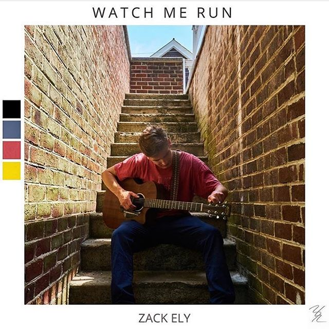 Zack's first single for his upcoming album Grips is out today! Go check out Watch Me Run on any of your favorite streaming services! #FUDGRecords #OurFirstReleaseInALongTime