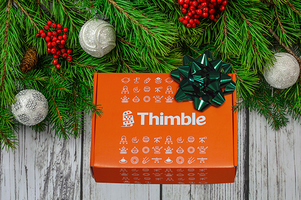 5 Reasons Why a Thimble Subscription Makes a Great Gift