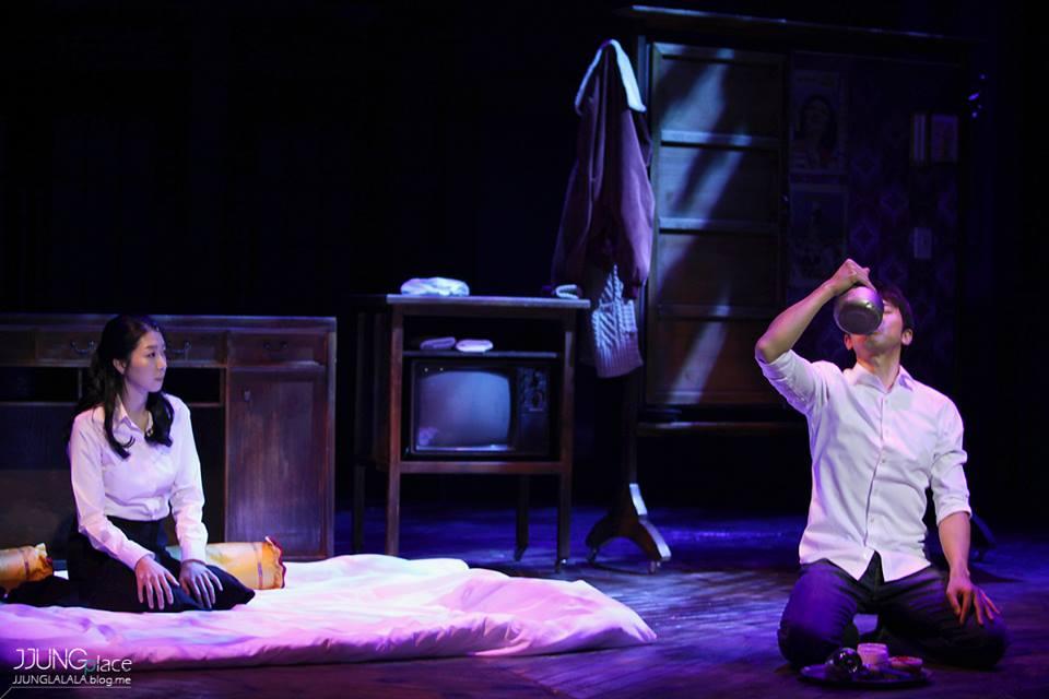2013 production at Yonkang Hall, Seoul, dir. Lee Jae-Jun.