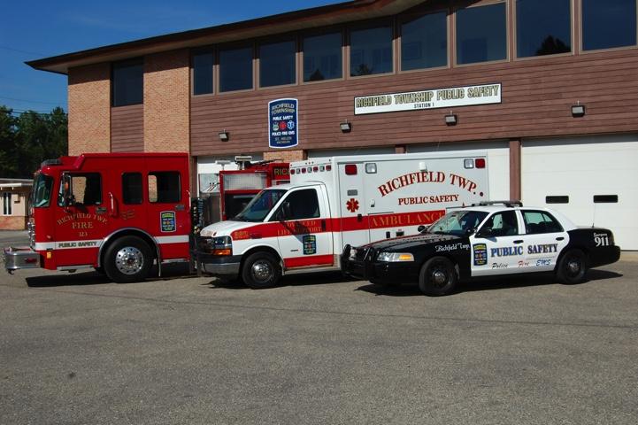 Richfield Township Public Safety Patrol Units