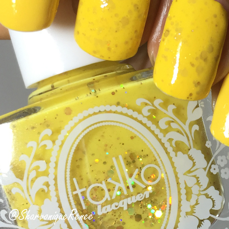 Takko Lacquer The Yellow Ribbon
