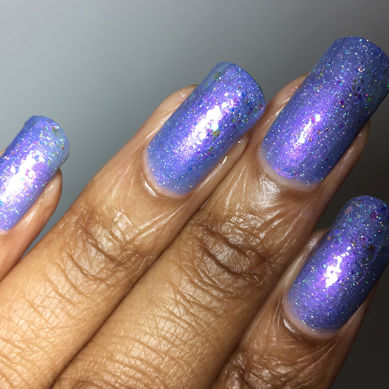Quixotic Polish Topped and Confused