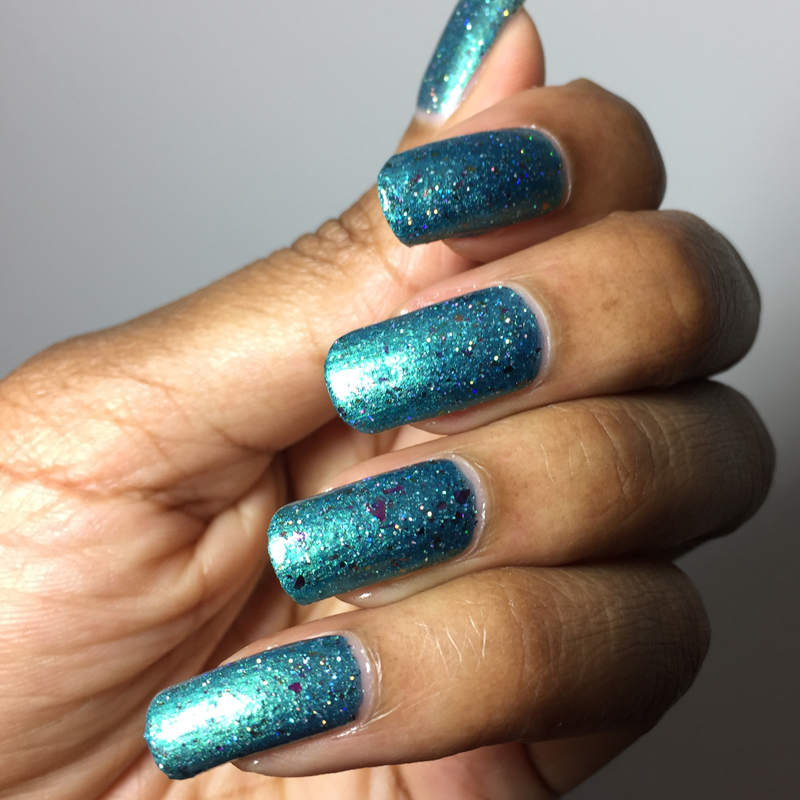 Quixotic Polish Cher's Favorite Sparkle