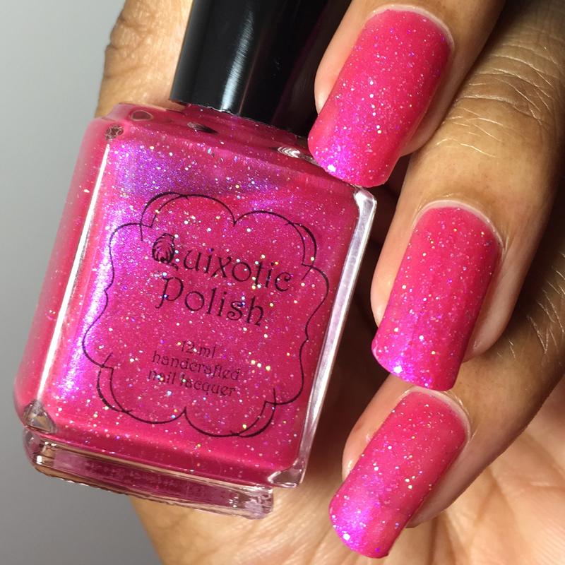 Wednesday's Pink