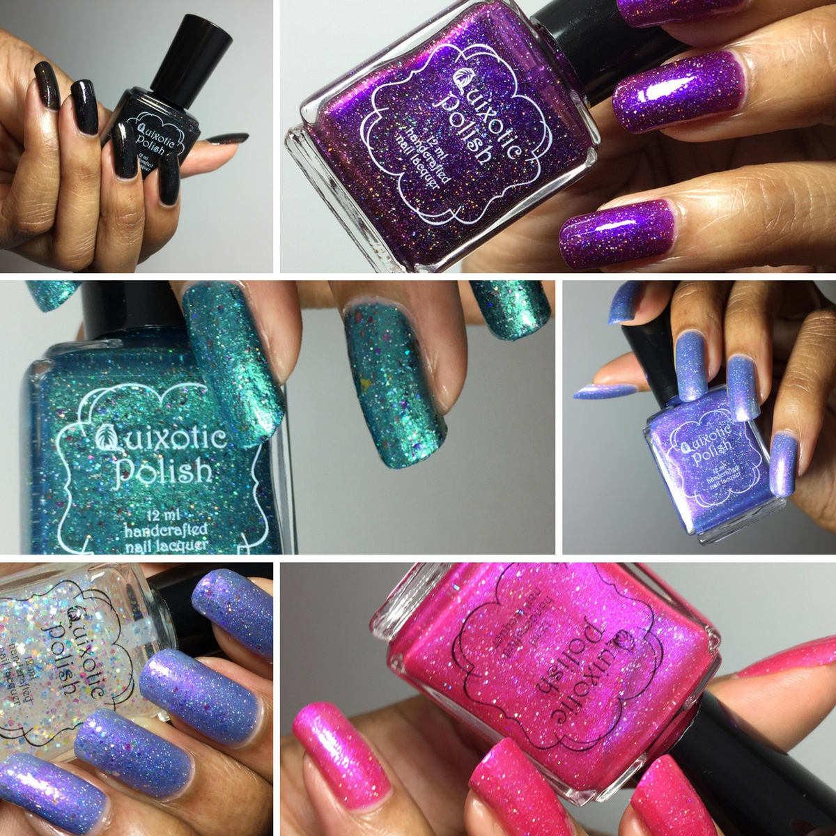 Quixotic Polish Debut Collection
