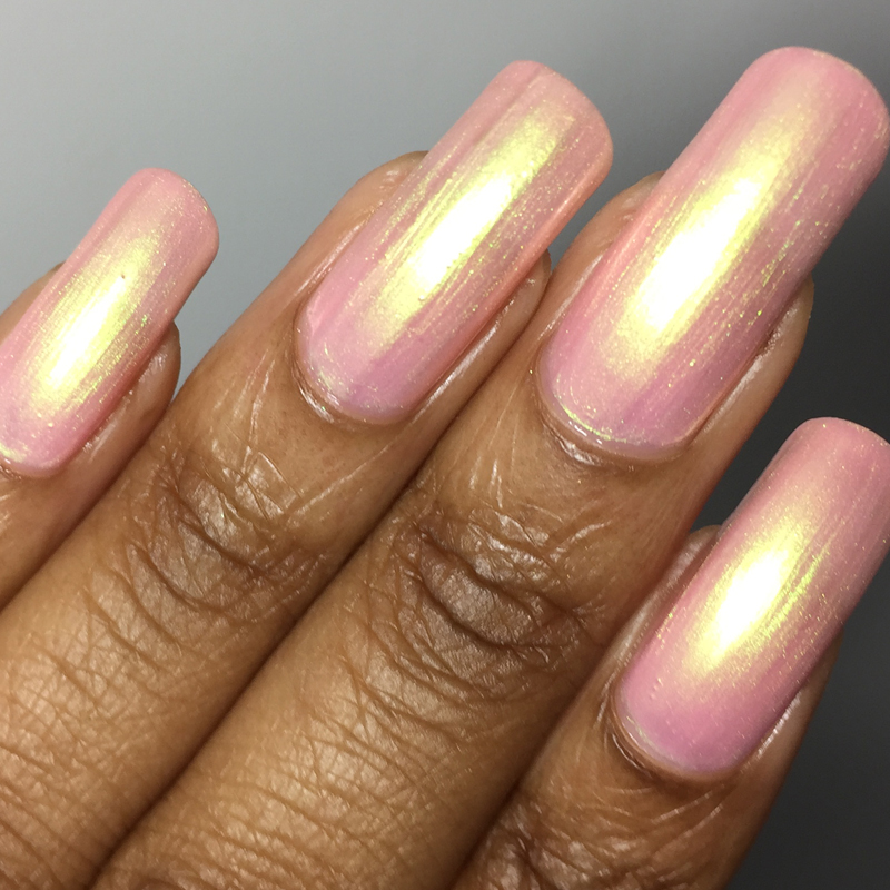 Quixotic Polish Rosea
