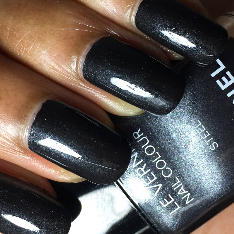 Chanel Le Vernis Steel