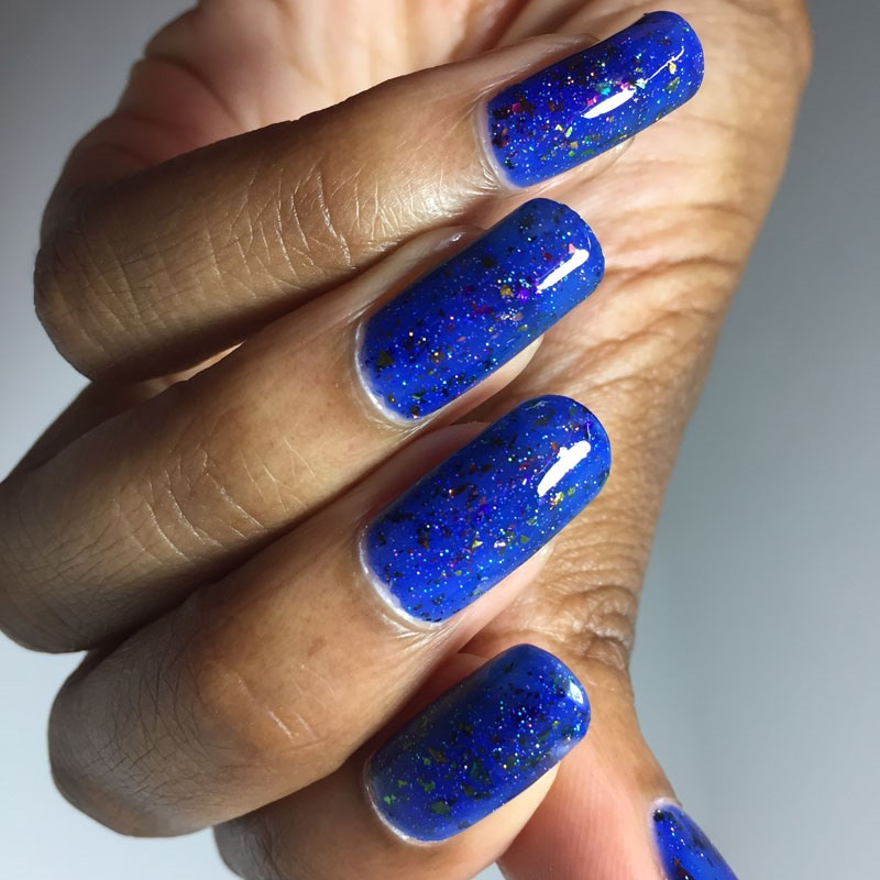 Quixotic Polish Lazurite