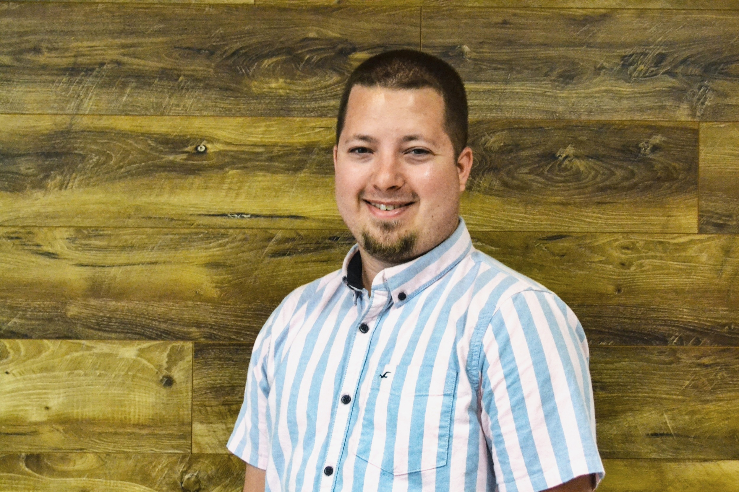 Garrett Garner, Worship Arts Pastor