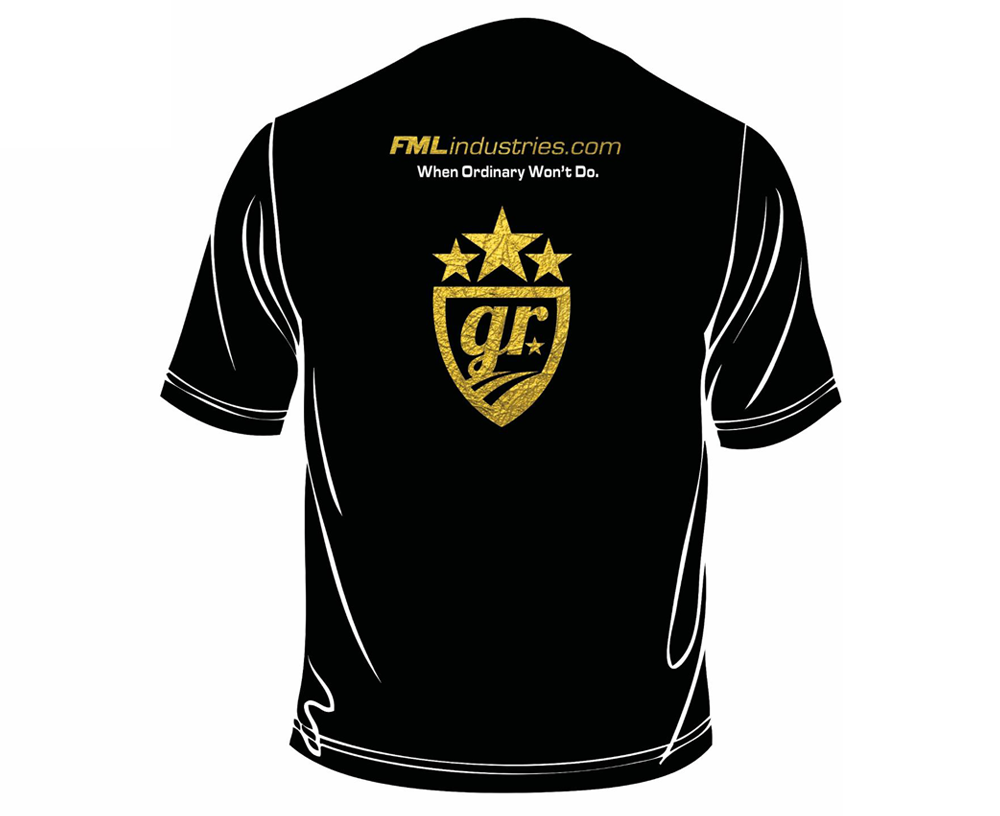 $35.00     Exclusive Gold Foil Stamped Edition:  All sizes are available  Men's & Women's T-Shirt styles