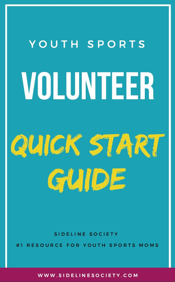 Youth Sports Volunteer Quick Start Guide