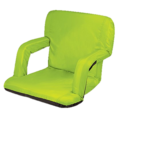 Bleacher Seat - Practical, comfy and come in a variety of colors