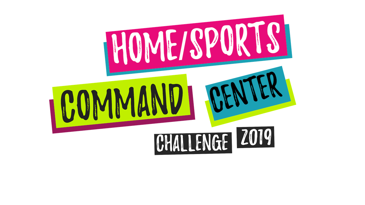 home sports command center challenge.png
