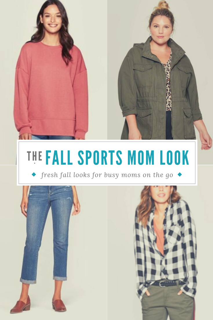 Sports Mom Style Fall Fashion From Target.png