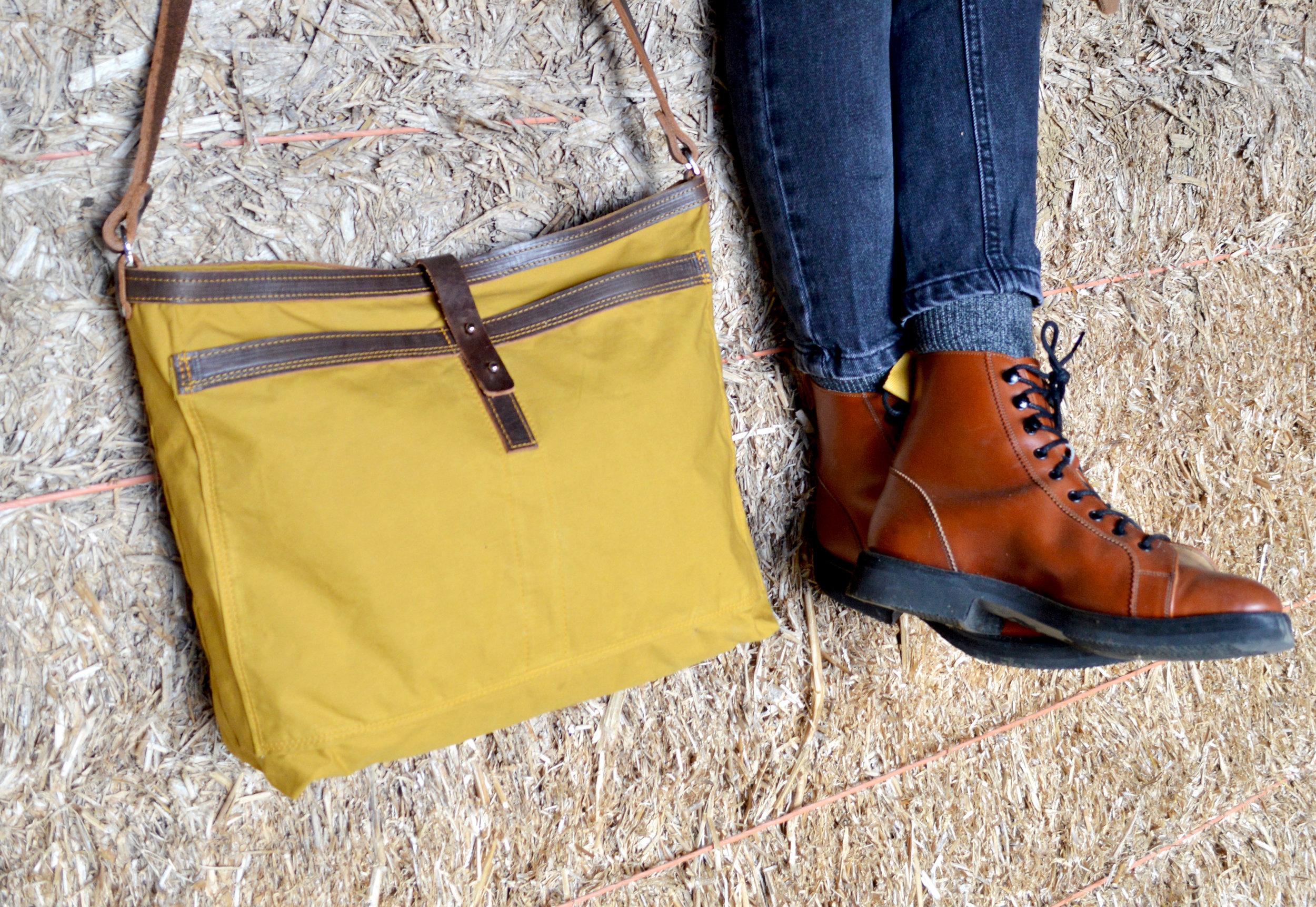 Mustard oilskin (and boots)2.jpg