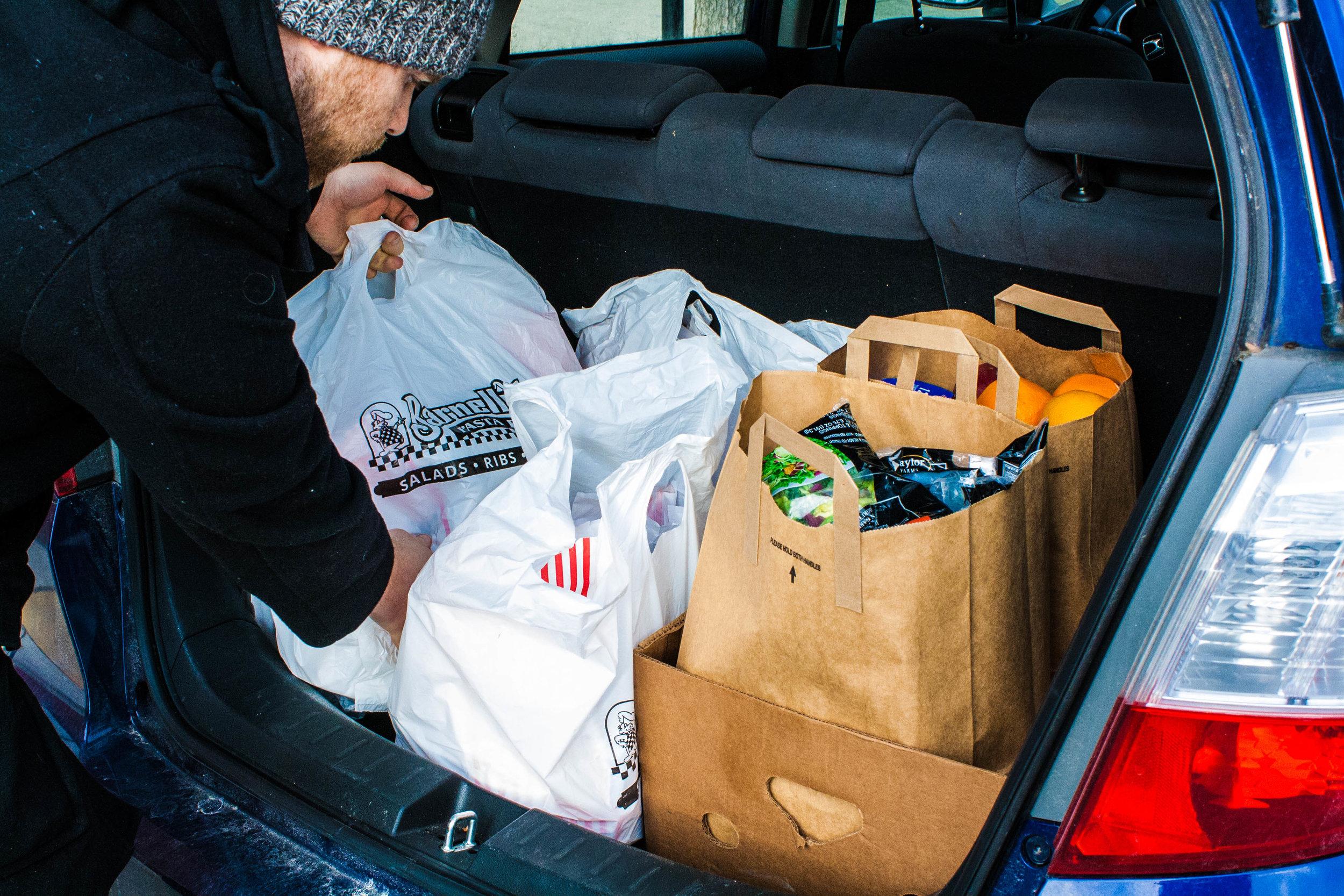 Food Waste Distribution | VittleWise