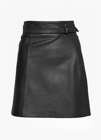 French Connection  Leather Skirt £150