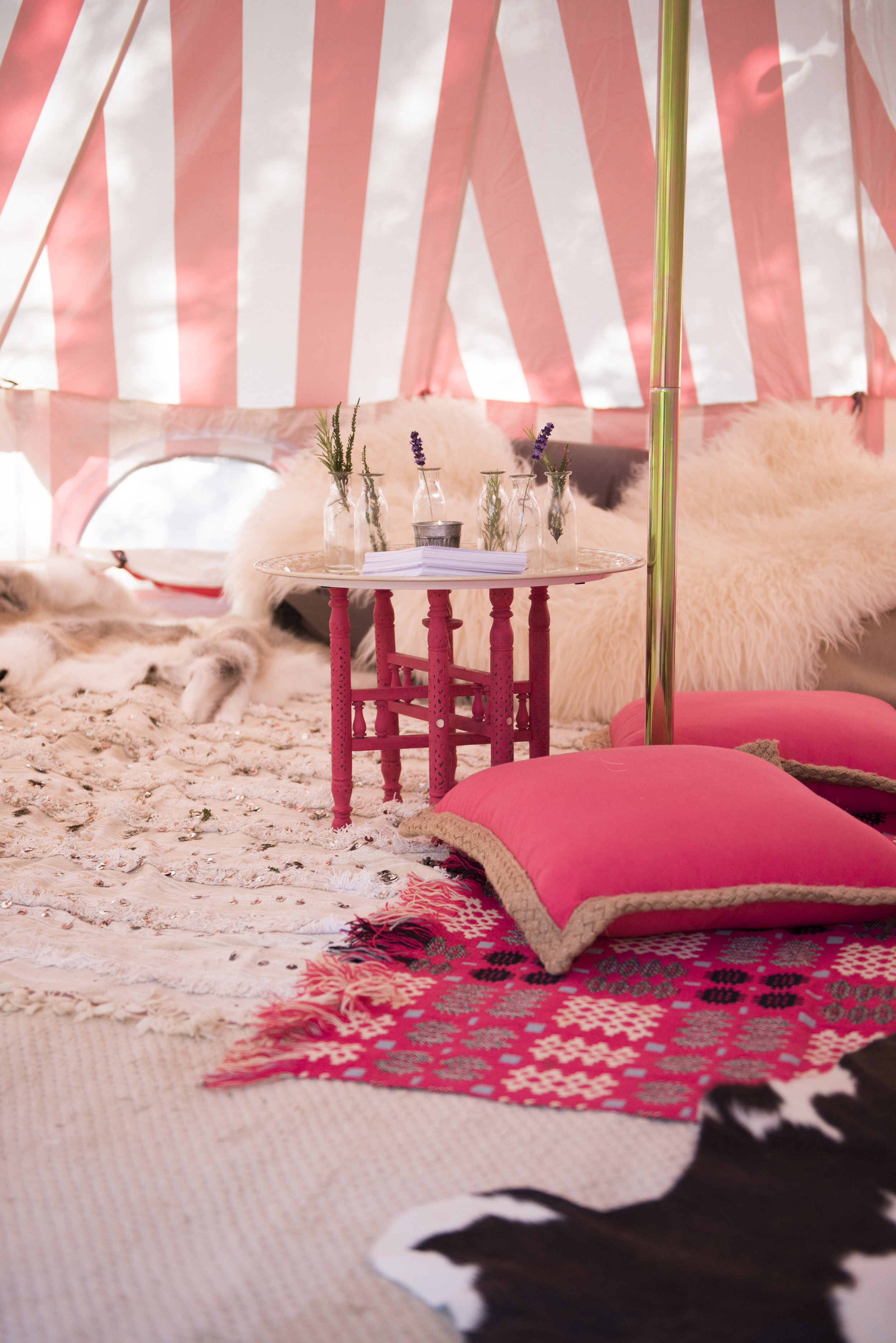 Our insta meet up at the last Occasional Home Store was provided by the Glam Camping CO. This time we will be indoors but will be creating an equally stylish space for instagram hook ups!