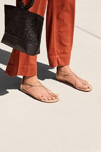 Free People  simply there sandals