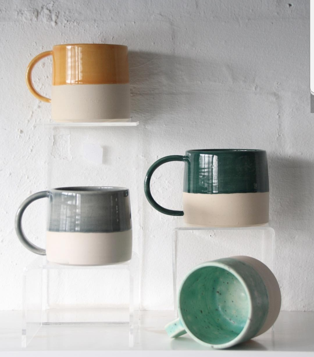 Fich Ceramics will be one of the new faces at this Occasional Home Store