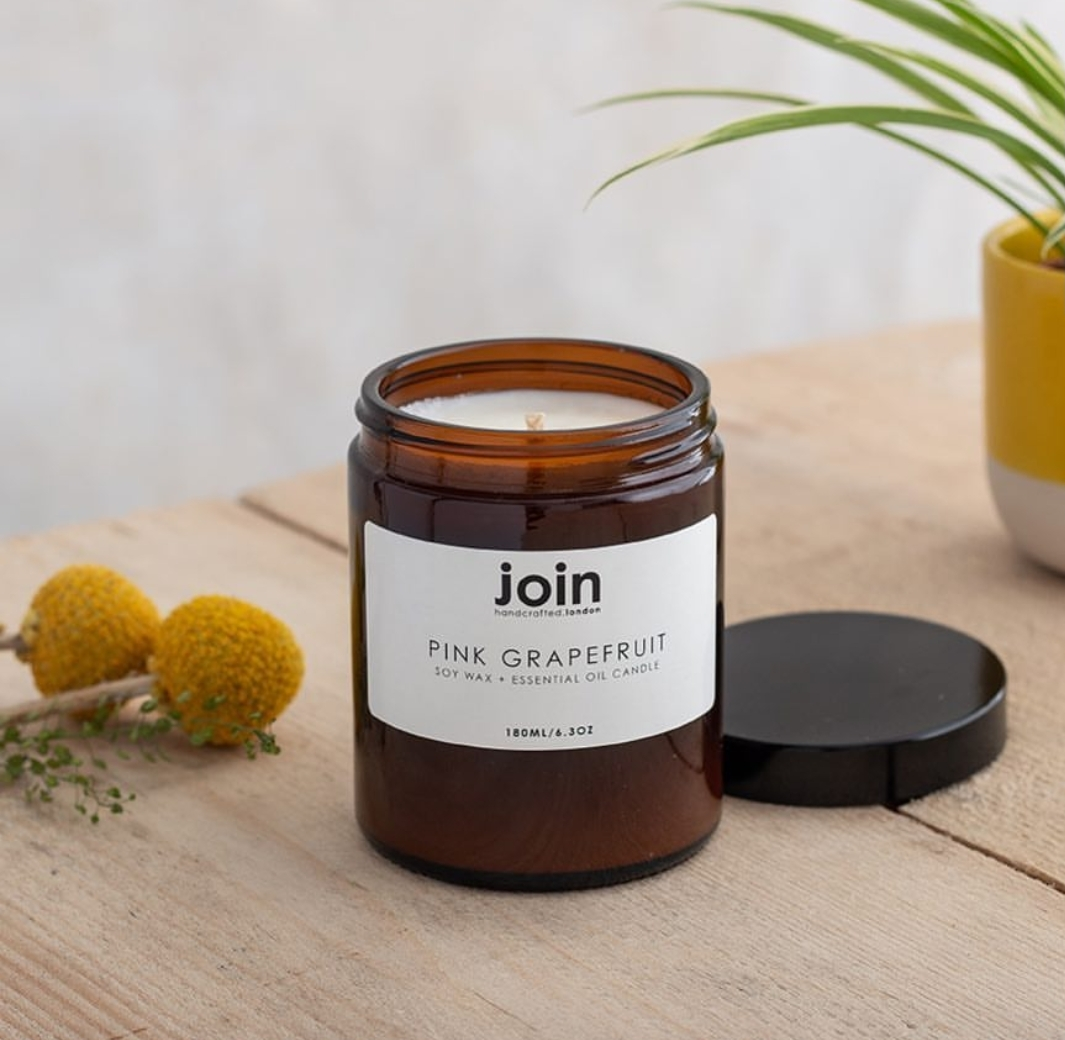 All of our Hygge for All Seasons attendees will go home with a beautiful candle from Join
