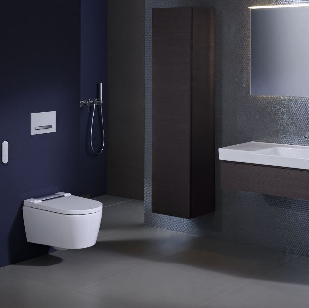 The AquaClean Shower Toilet that will save you a trip to Japan
