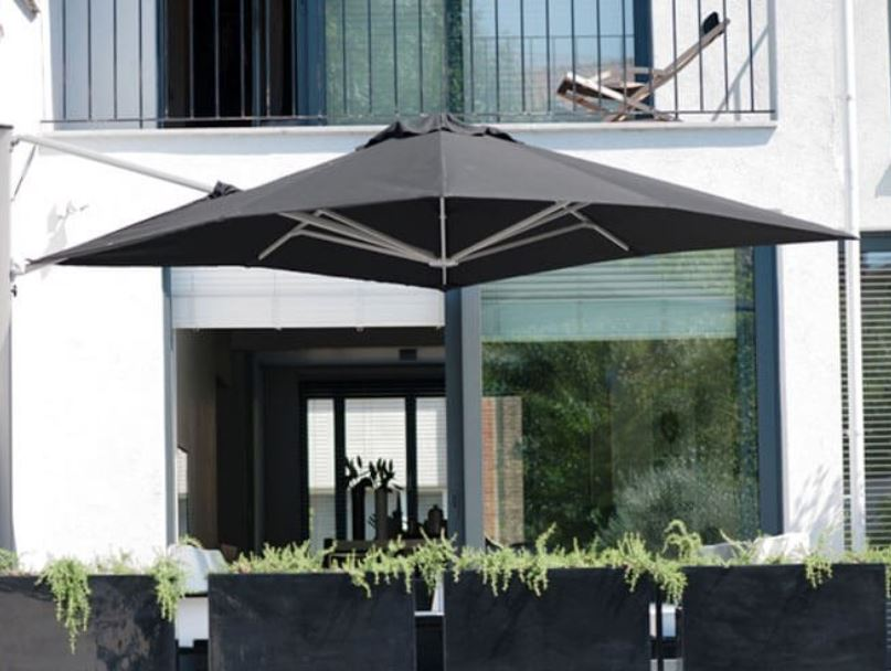 This wall parasol might be the perfect replacement for the awning!