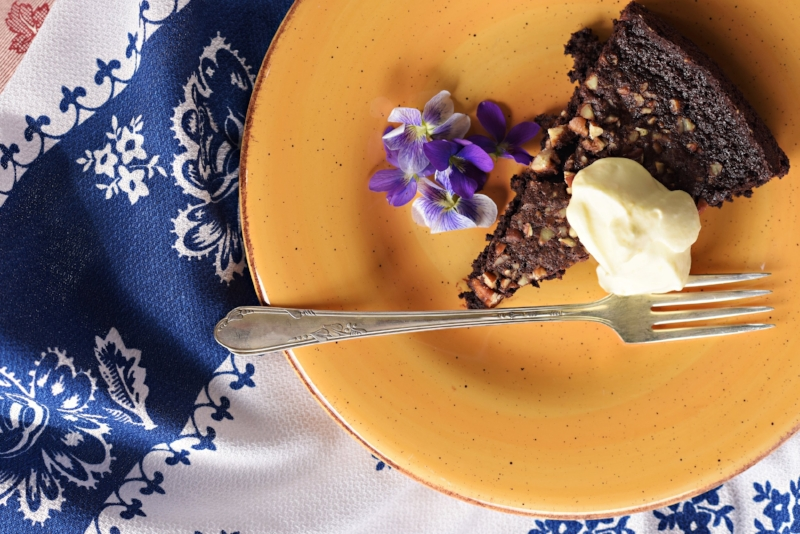 Flourless Chocolate Pecan Torte with chantilly cream2 (2).jpg
