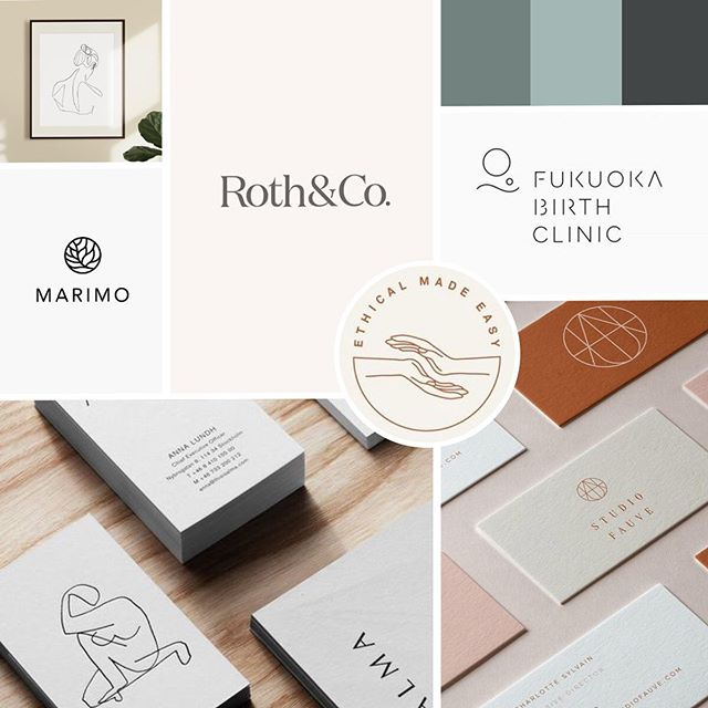 A recent logo & brand project I got to work on.  One of my favourite things to do are creating moodboards it's such a fun collaborative thing to do with the client. I loved all the pins and logo inspo we picked out to help set the tone of the brand.  Swipe across to see more of the logo process. From a few of the refined concepts to the final logo.