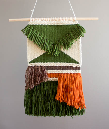 Handwoven Tapestry
