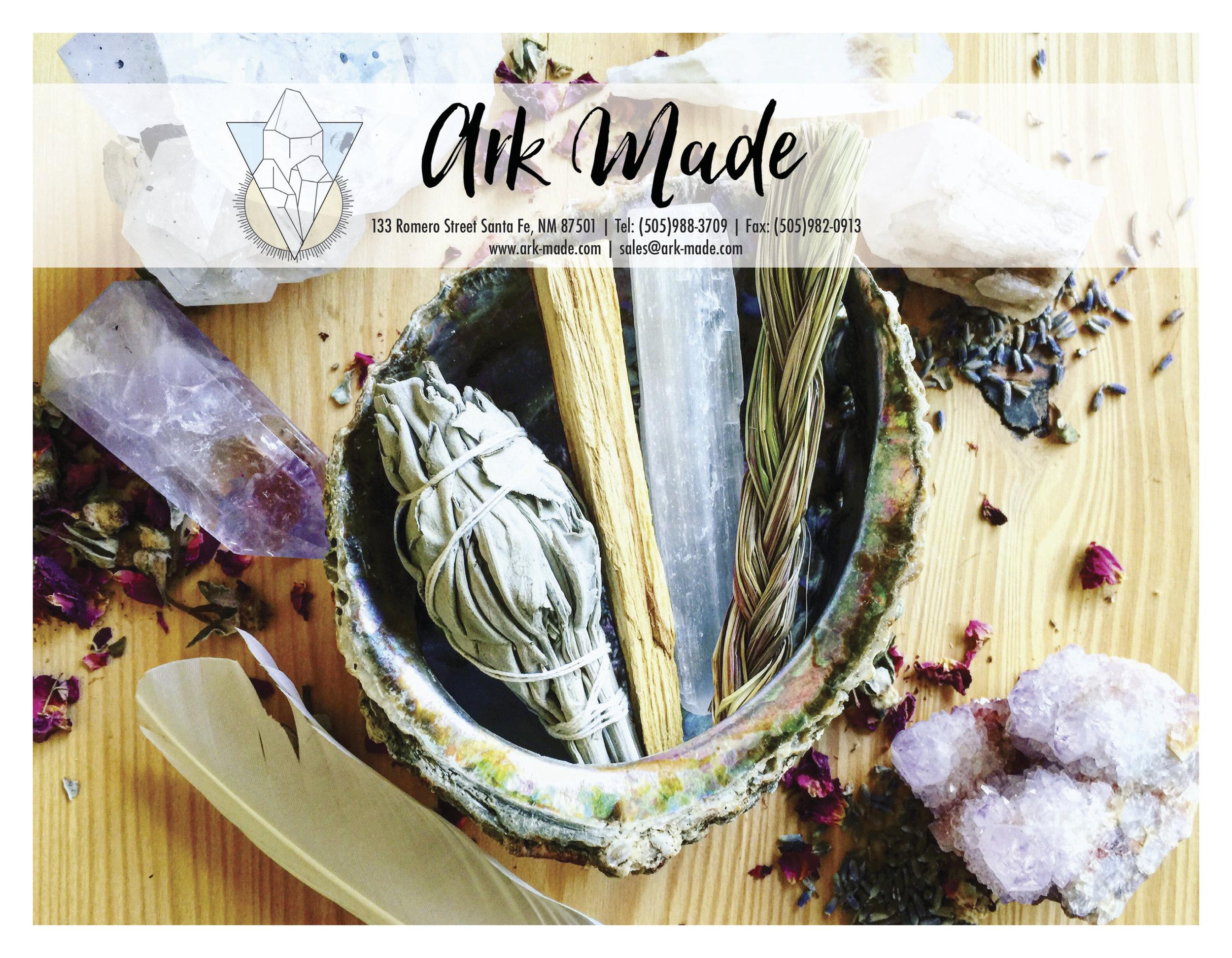 Ark Made Catalog | View the full catalog  here