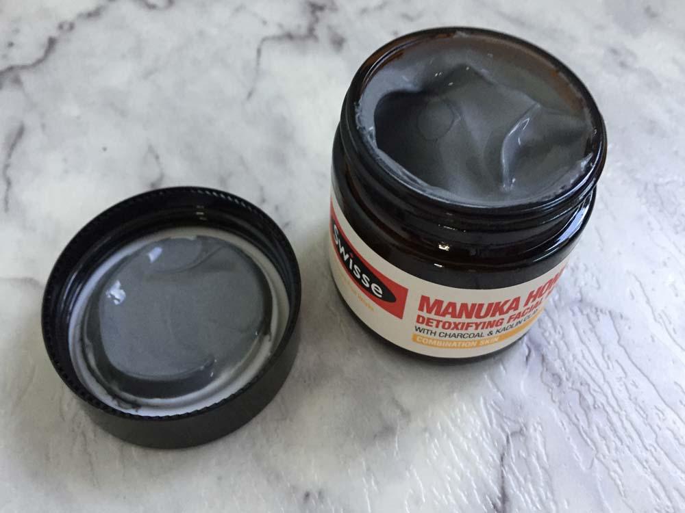 Swiss Manuka Honey Detoxifying Facial Mask