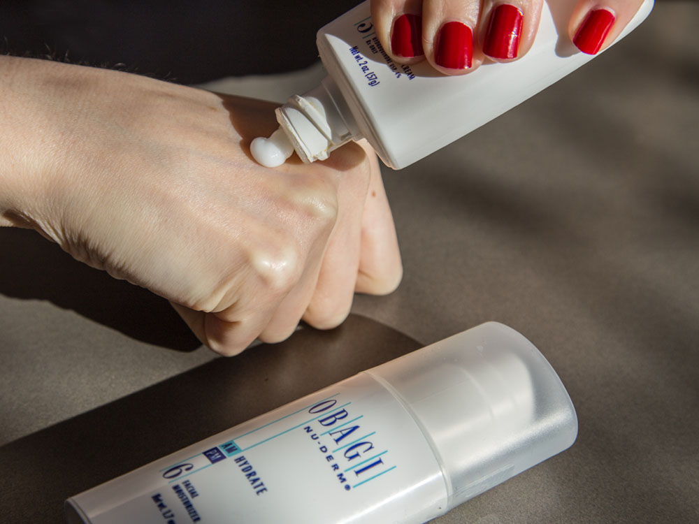 Treating Pigmentation with Obagi Nu-derm Products