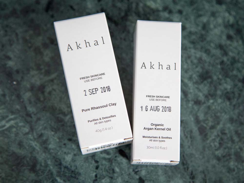 Skincare and Cosmetic Expiry Dates; Akhal Beauty Fresh Skincare Use Before Date