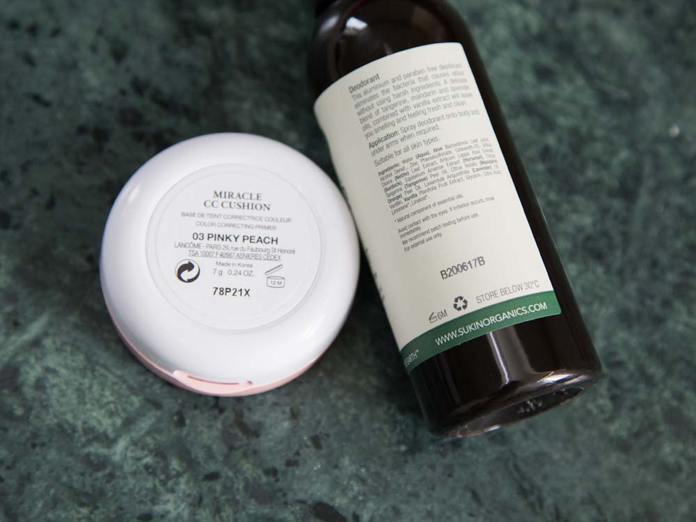 Skincare and Cosmetic Expiry Dates; Period After Opening Jar Symbol