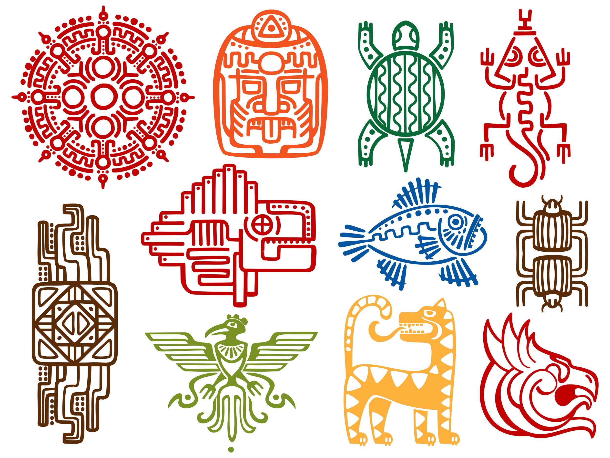Mayan Animals.jpg