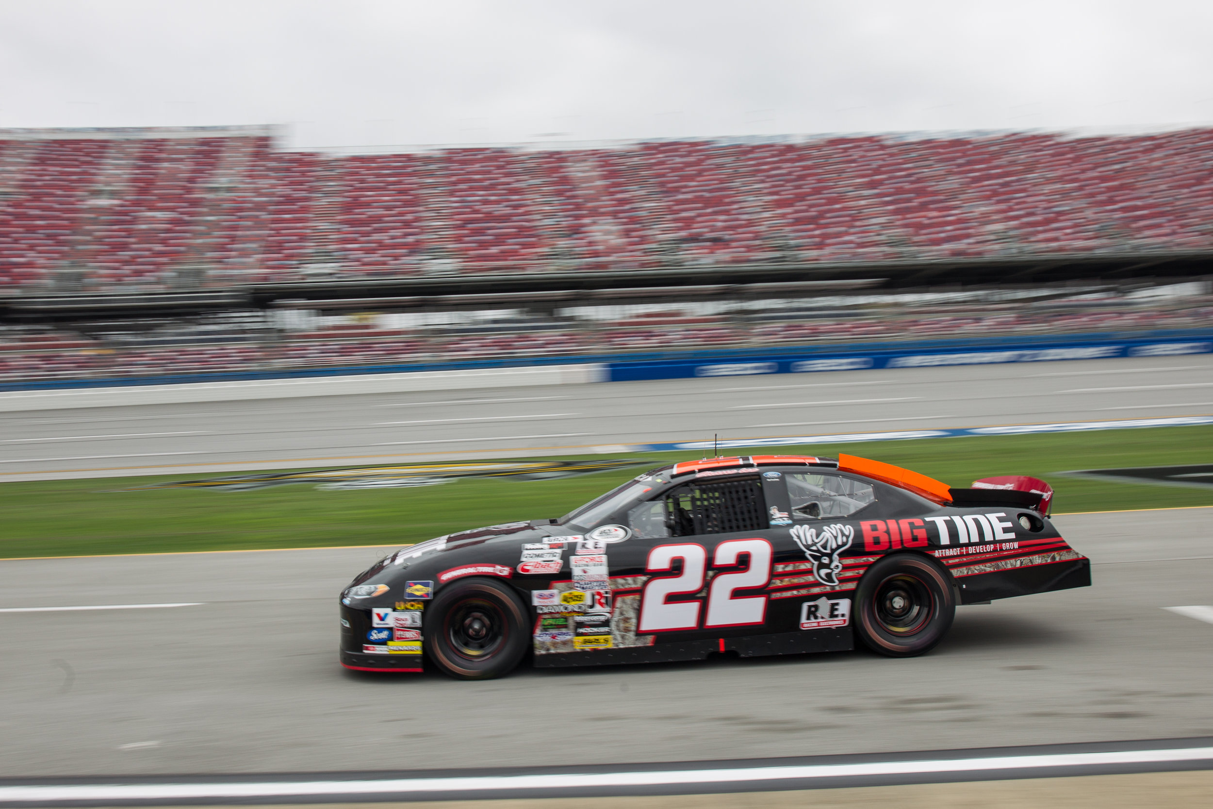 General Tire 200 - Talladega Superspeedway