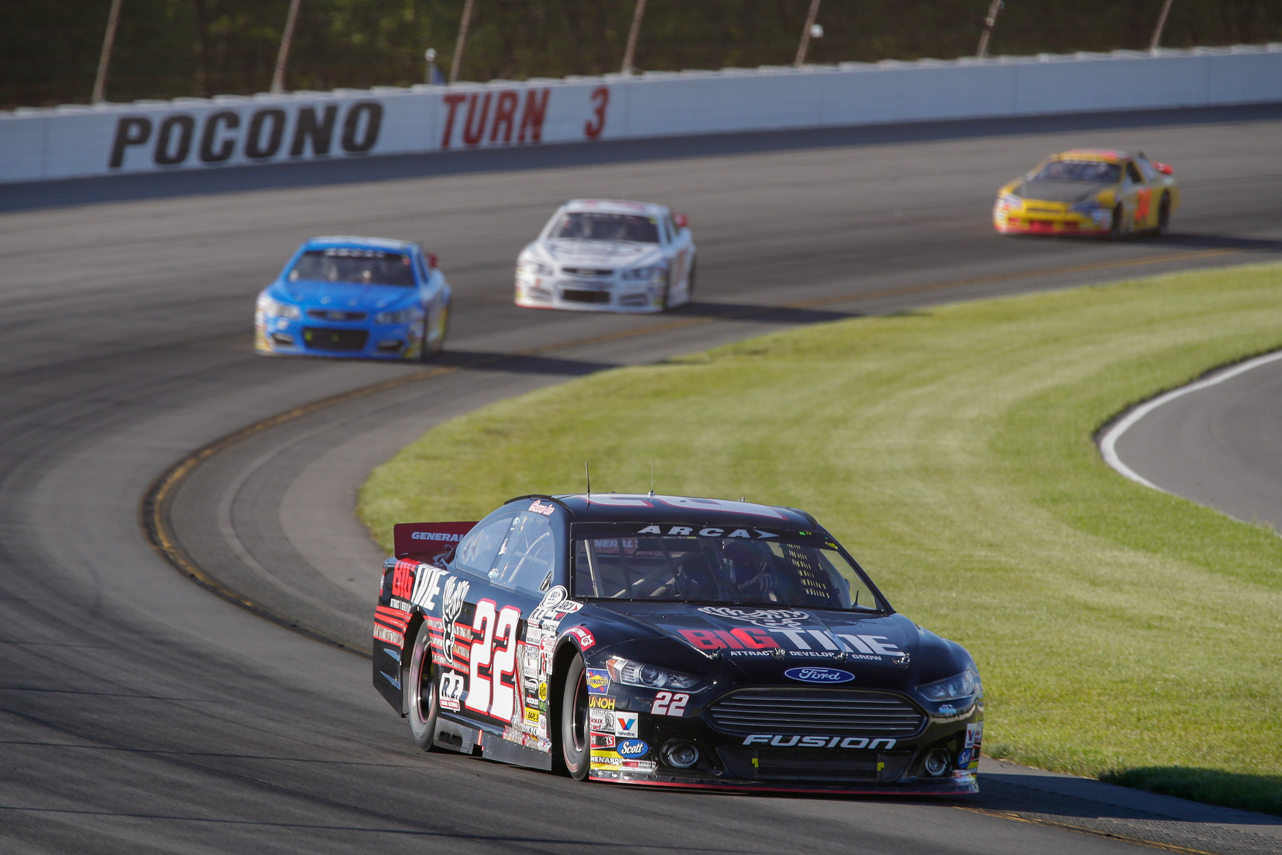 General Tire #AnywhereIsPossible 200 - Pocono Raceway