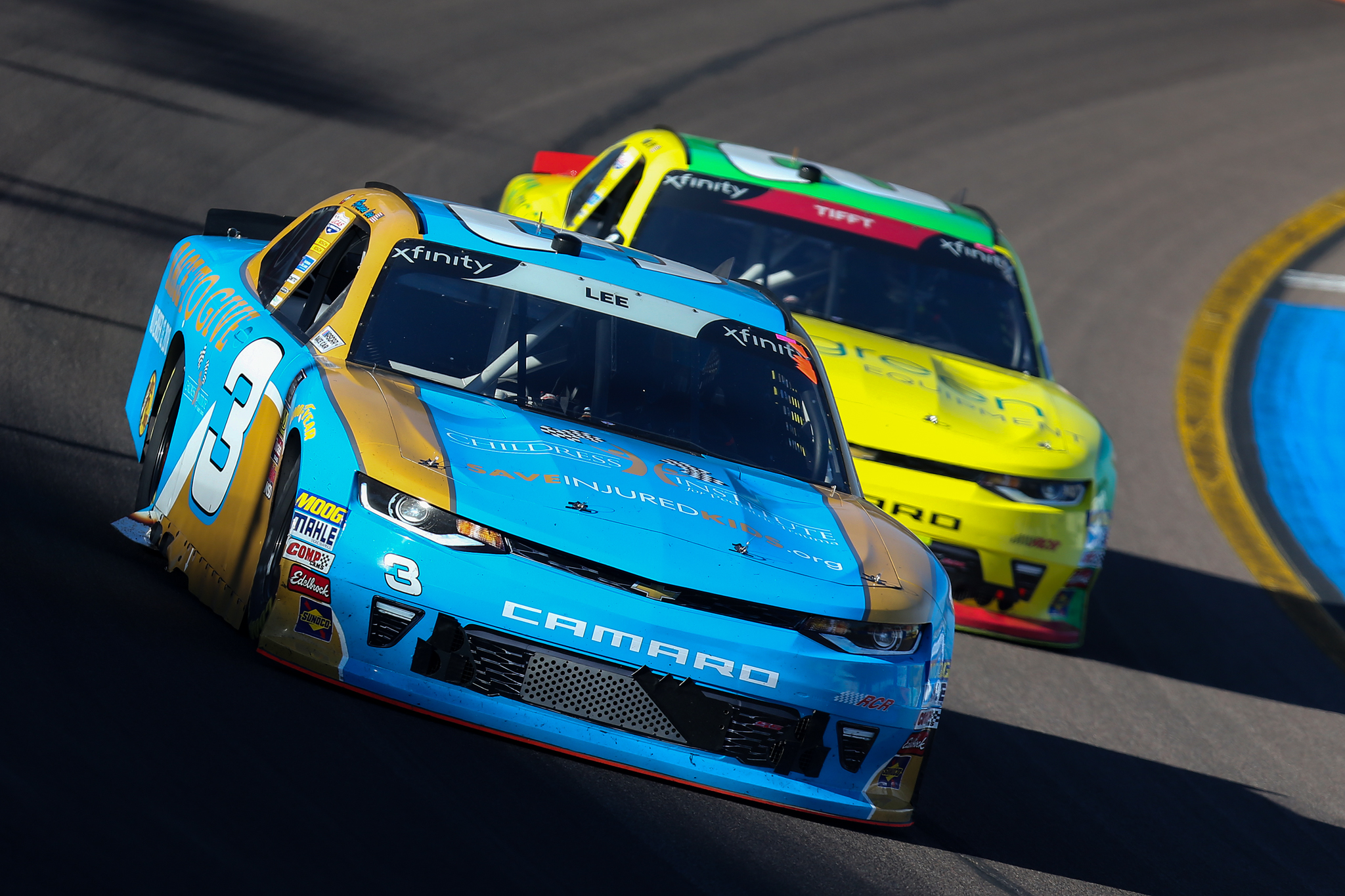 Whelen Trusted To Perform 200 - ISM Raceway